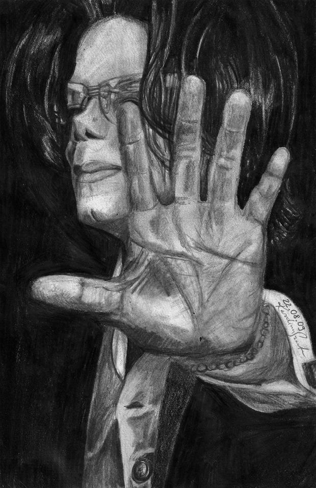 Michael by artistas - Página 2 Michael_Jackson_by_szucia