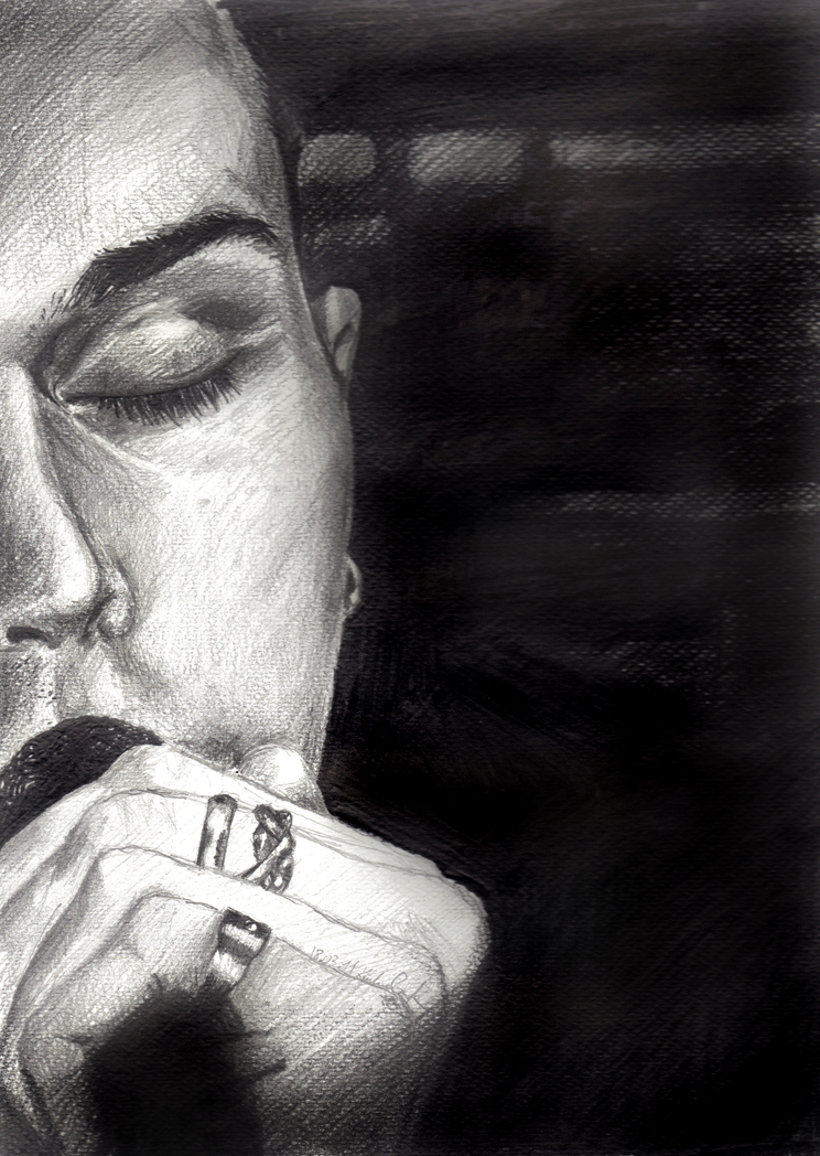 Theo Hutchcraft - Hurts 3 by szucia