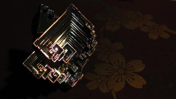 Bismuth by uranie