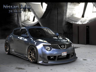 Nissan Juke by apple-yigit-jack