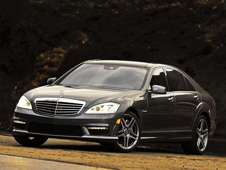 Mercedes benz s63 amg by apple yigit jack on deviantart for Mercedes benz jack