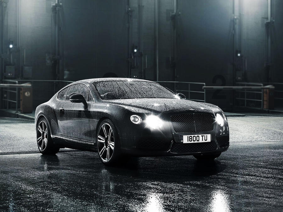 Bentley Continental GT V8 by D3516N3R