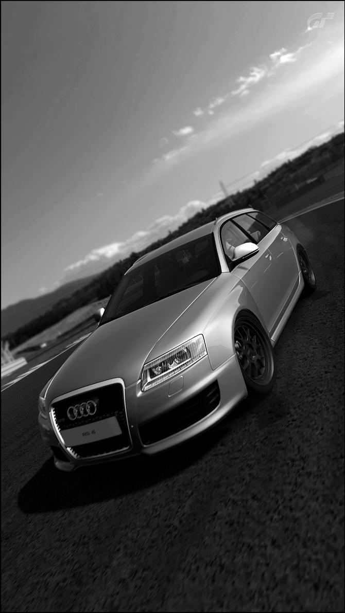 Audi RS 6 Avant by D3516N3R