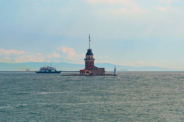 Maiden's Tower (Kiz Kulesi)