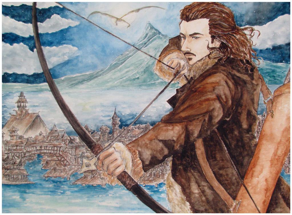 Bard The Bowman by Naivara