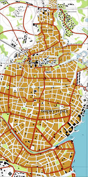 City 17 Map Subset