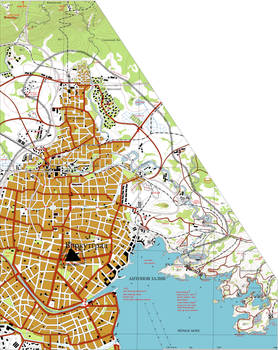 Alyx's City 17 map
