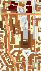Half-Life Trainstation Detail Map