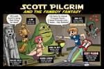 Scott Pilgrim Fanboy Fantasy