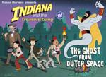 Hanna Barbera Indiana Jones mashup