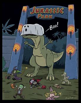 Jurassic Park Halloween