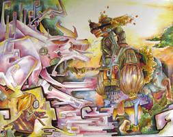 Fehnrir Manipulation by Carico