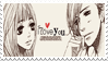 Say I Love You Stamp by Lady-Doh