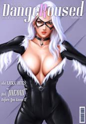 Black Cat by YuPaChu