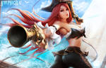 Miss Fortune by YuPaChu