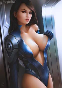 Ashley - Mass Effect