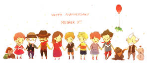 HAPPY 8TH ANNIVERSARY MOTHER 3