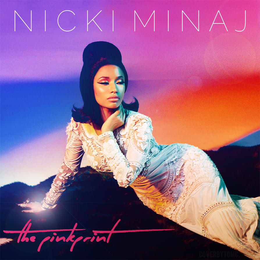 The Pink Print Album Cover