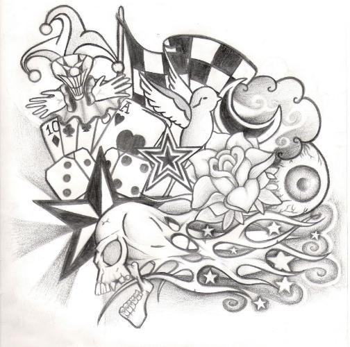 Tattoo Design By Melissatalla On DeviantArt
