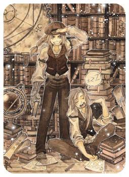 Fullmetal Alchemist by Decybel