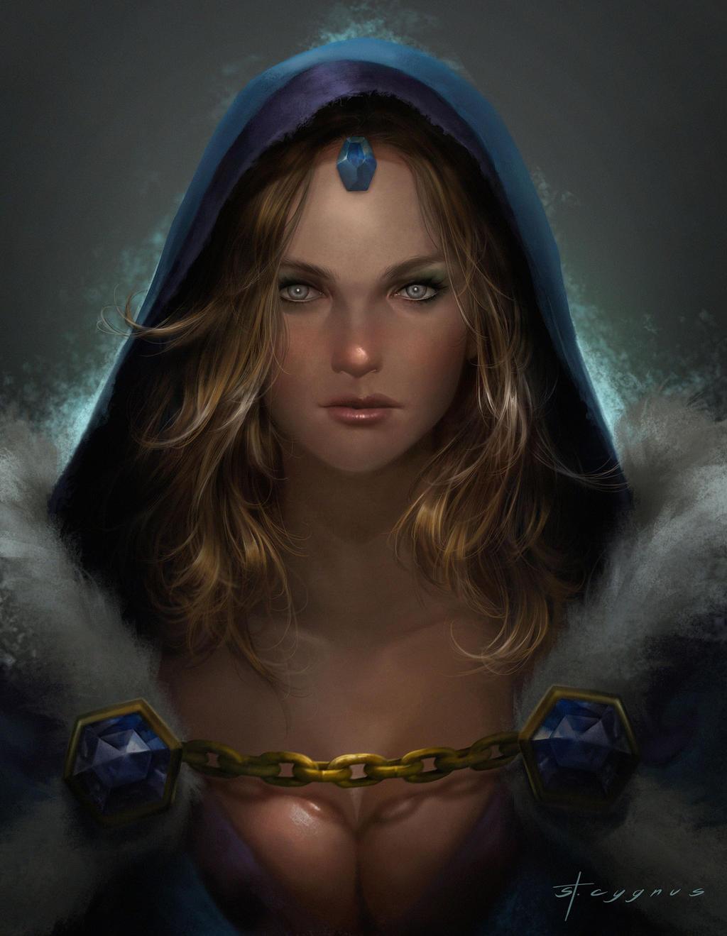 Maiden Dota2 by StCygnus
