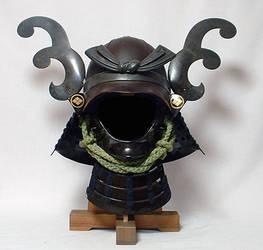 samurai helm 2
