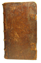 Leather book texture