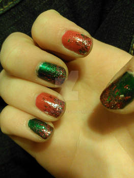 Red and Green Chirstmas