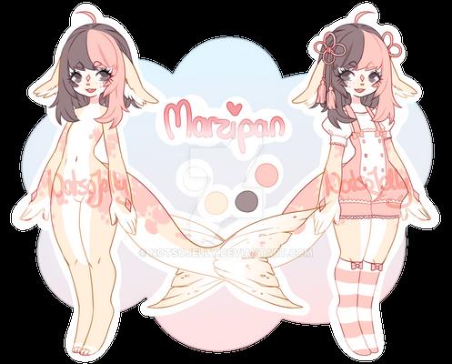 Sia Adopt - Marzipan (Closed)