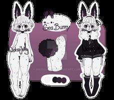 Sia Auction - Sea Bunny (CLOSED)