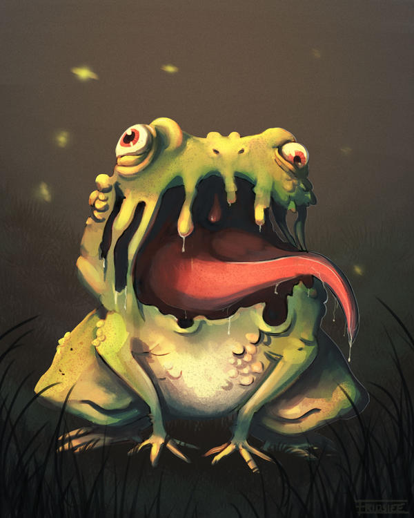 Froggylicius by Fridsiee