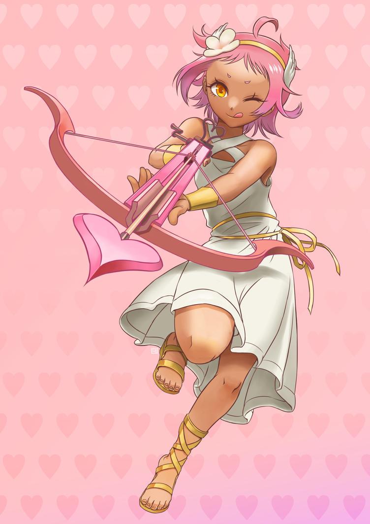 Cupid Lookmai by foluthewizard