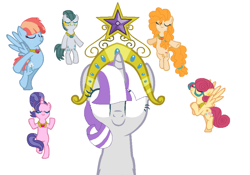 Mlp AU Parents- Elements Of Harmony by 1313JaySong1313 on ...