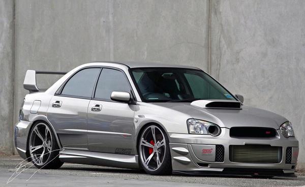 High Quality Subaru Impreza For Fast Car By Tommo1298 ... Nice Design