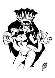 Satanico Pandemonium by Isema