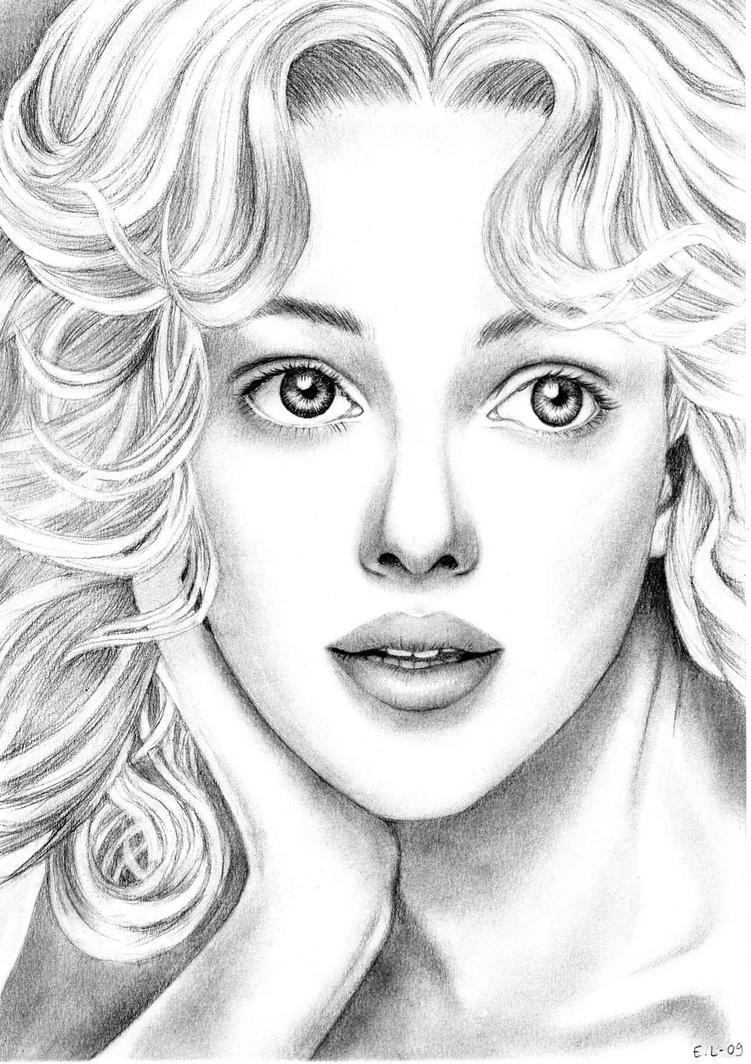 Scarlett by e-m-l-i-n