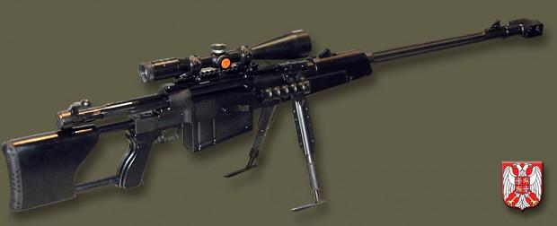 Agent Cobalt and Agent Zero Gun by LenStormcrow1988