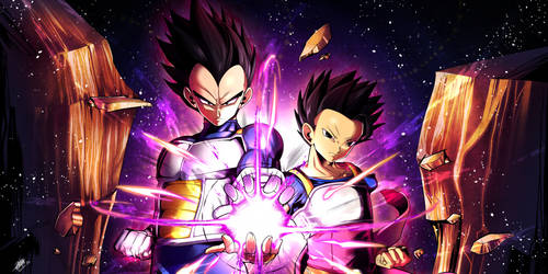 Master and Student by Katsumi-Kin