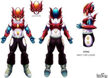 Kona Reference Sheet