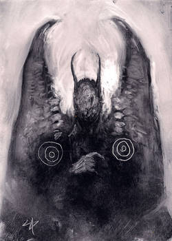 Lovecraftiana - Wings of a Faceless Angel