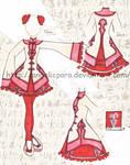 Sakura Chinese Princess Render