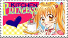 Kitchen Princess Stamp - 01 by AngelicPara