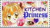 Kitchen Princess Stamp - 02 by AngelicPara