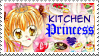 Kitchen Princess Stamp - 02 by AngelicPara