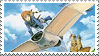 Nausicaa Stamp - 01 by AngelicPara