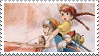 Castle in the Sky Stamp - 01 by AngelicPara