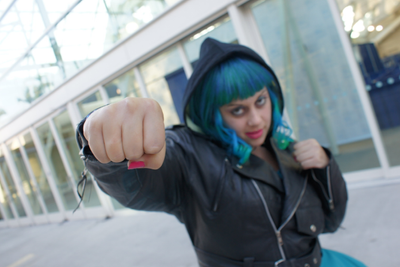 Ramona Flowers- v.6 outfit- 06 by AngelicPara