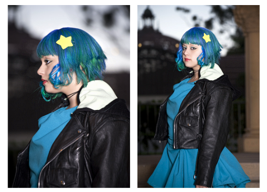 Ramona Flowers- v.6 outfit- 10 by AngelicPara ...