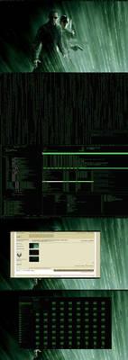 Matrix Theme