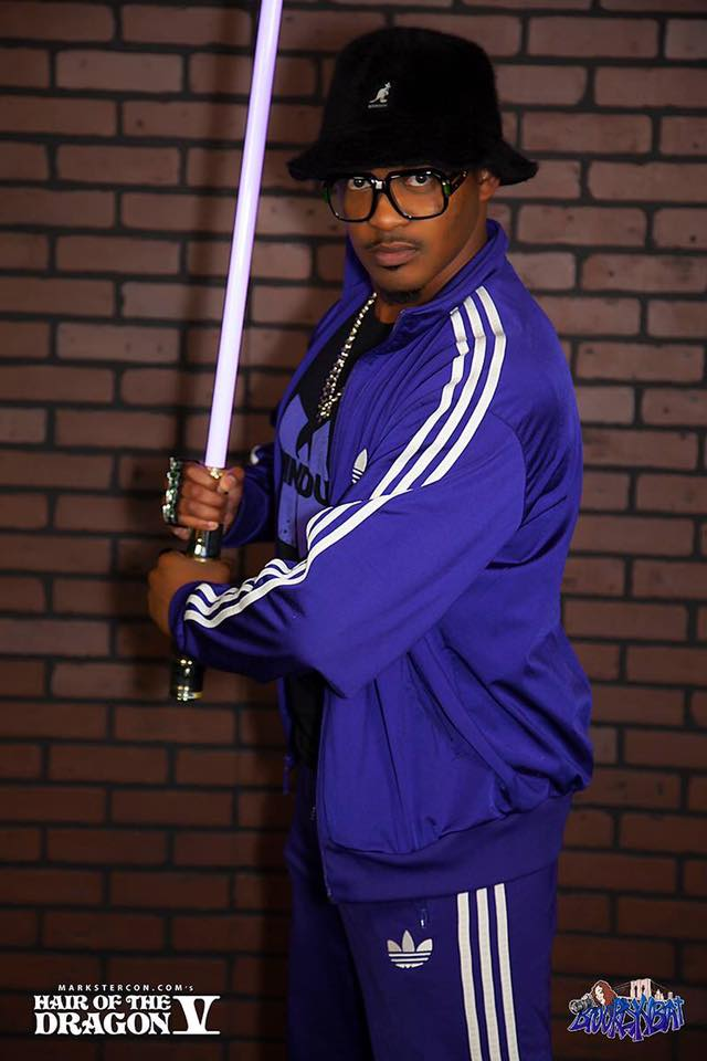 Jam Master Jedi by SmooveCosplaya